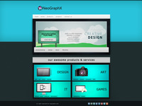 design nice web  for you