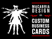 create a 4 colour process, double sided business card design. Standard or custom size