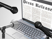write a buzz worthy press release