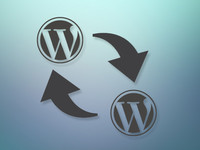 Migrate your Wordpress website/blog from one host to another with zero downtime.