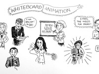 animate Professional Whiteboard DOODLE