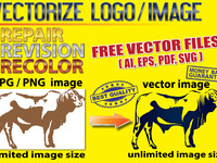 Vectorize Logo or Image