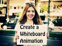 create a whiteboard animation digital hand drawn video scribe