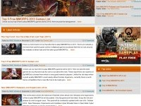 write 10 online gaming articles for your blog