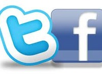 manage your Twitter and Facebook account for a month