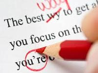 proofread and edit your book/ blog/ article