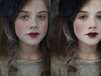 naturally retouch your photo