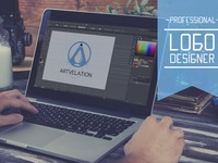 design creative and great logo for you in 24 hours