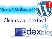 fix hacked Wordpress or virus remove and malware