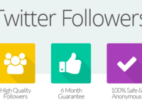 Get you 20,000 high quality followers to boost your marketing campaign on Twitter