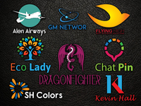 do Professional Creative Logo design quickly