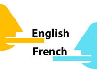 translate English into French – and vice versa.