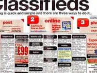 Post  one ad on 5 top classified ad sites In US,UK or CANADA in 24 Hours