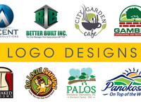 create a customized professional logo for your business