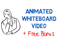 Create an Animated Whiteboard Style Video for your Business