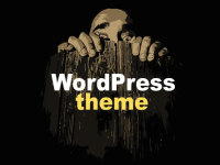 create theme for your wordpress website