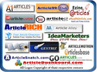 Manually Submit Your Article to  20 high PR article sites,please see the list