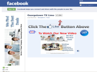 create a new Facebook reveal page