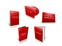 design a professional 3D cover of ebook, report, dvd, cd, software box or membership card
