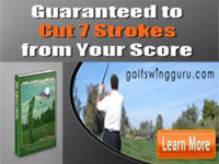 Send you a ready made website- Golf Site