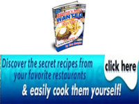 Send you a ready made website- Recipes Site