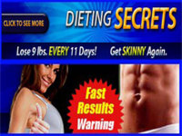 Send you a ready made website- Fat Loss Site
