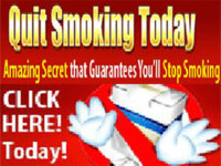 Send you a ready made website- Stop Smoking