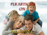 give you 550 High Quality PLR Articles on Parenting