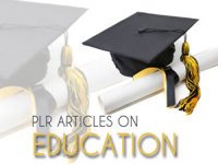 give you 632 High Quality PLR Articles on Education