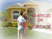 give you 844 High Quality PLR Articles on Mortgage