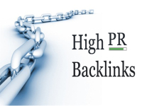 create 100+ High PR backlinks pr is between 4 to 8 with Proof