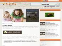 I will create a SEO friendly Blogspot blog with banner and background design