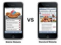 create a mobile website for your business