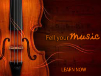 Send you a ready made website- Violin Lessons Site
