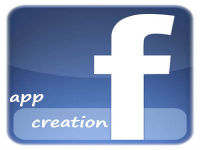 create a custom Facebook application