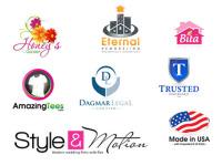 I will design 1 professional logo for your company or website