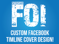 Create a Custom Facebook Timline Cover/ Banner Design