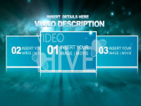 customize a videohive template