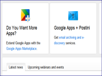 configure Google Apps for your Domain