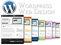 create a Wordpress website for your business or non-profit