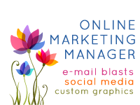 be your online marketing manager