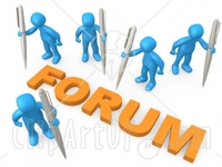 make ATTRACTIVE PROFESSIONAL FORUM Website