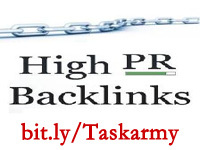 do 40 high page rank profile backlinks (Paul and Angela Backlinks), powered by 400+ backlinks and 1240 Pings
