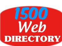 Submit your Website to 1500 High PR Web Directories