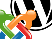install word press or Joomla on your website