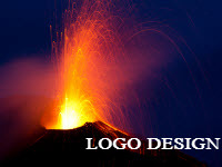 design an eye catching professional logo for your website