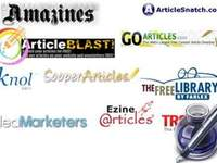 manually submit your article to 50 high PR sites