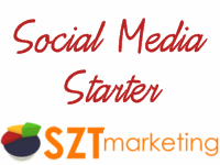 create your social media profiles on Facebook & Twitter