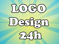 design a Professional LOGO design within 24h UNLIMITED revisions