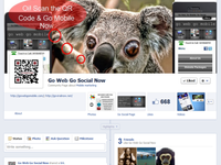 create an awesome Facebook timeline, cover graphic & fan page tab